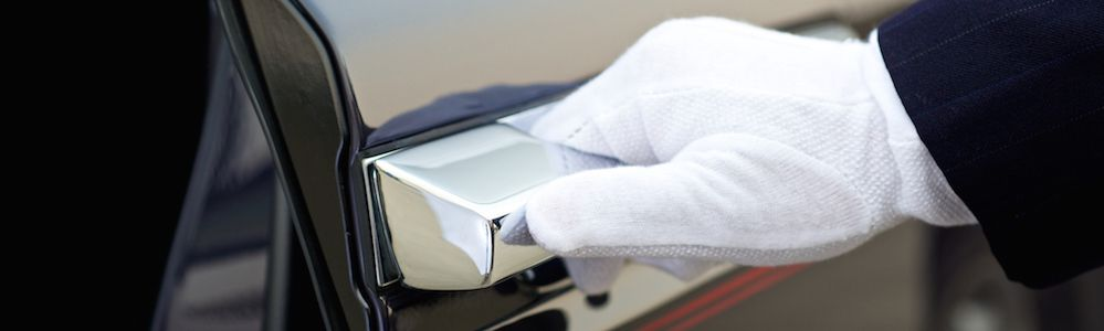 Top Seven Reasons To… Hire A Chauffeur