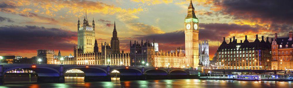 London's golden postcodes
