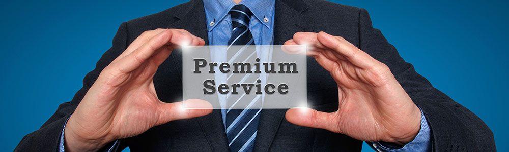 Concierge service or a tenacious PA?