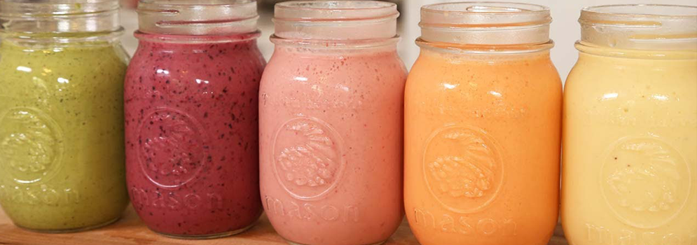 Smoothies Are A Great Solution For A Fast Breakfast!