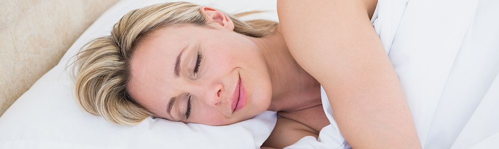 REST EASY – Eden's guide to a good night's sleep