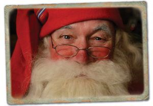 Lapland 300x208 THE REAL FATHER CHRISTMAS?