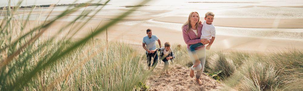 Adventuring In Nature For Happy, Healthy Children
